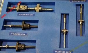 滚珠螺杆副的安装方法图