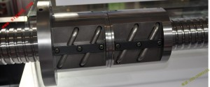 CNC车床丝杆图