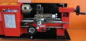 微型木工车床图